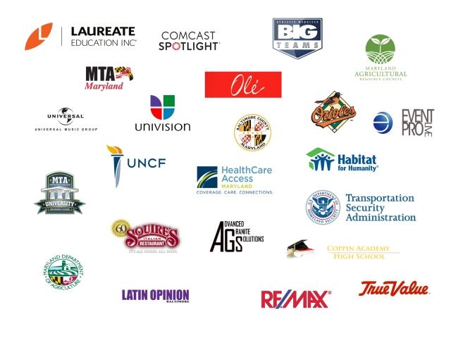 prior clients logos