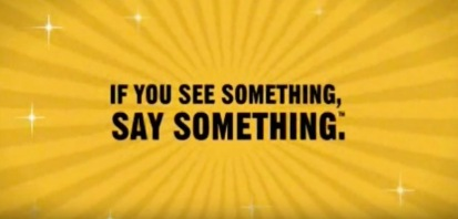 If You See Something, Say Something(Bus)