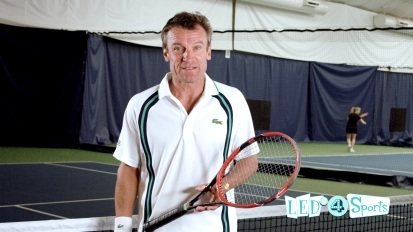 LEDs4Sports Promo Featuring Mats Wilander