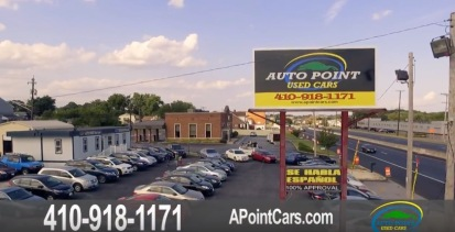 Auto Point Used CarCommercial