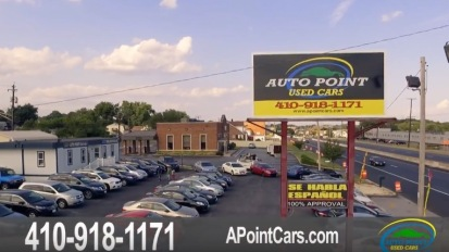 Auto Point Used Car Commercial