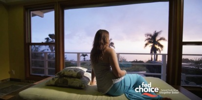 FedChoice Federal Credit Union TV Commercial – What Would YouDo