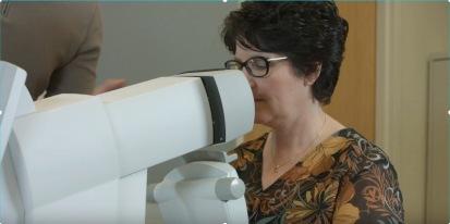 Glaucoma Screening Equipment – Humphrey Matrix800