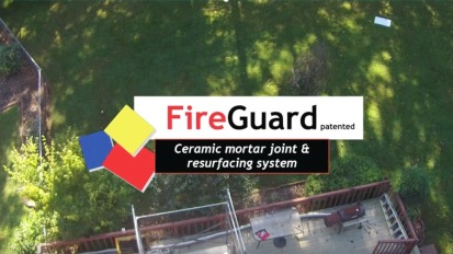 FireGuard Chimney Repair System