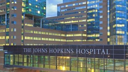 Welcome to the Wilmer Eye Institute of  Johns HopkinsUniversity