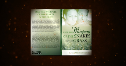 """""""I See The Whispers of The Snakes in the Grass"""" BookTrailer"""