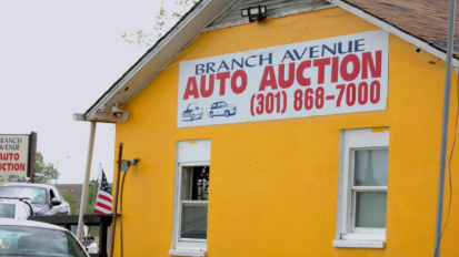 Branch Ave Auto Auction Commercial