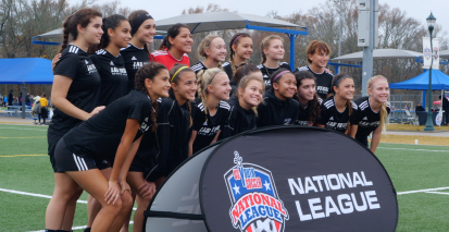 US Youth Soccer National League Promo