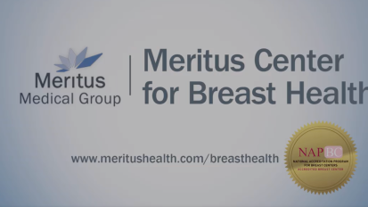 Meritus Center for Breast Health