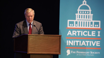 Keynote Address by Sen. Lindsey Graham